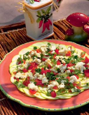 Успеть до зимы! Салат из кабачков