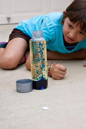 Опыты для детей: урок химии для самых маленьких