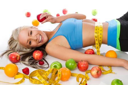 Как похудеть с помощью диеты Ионовой