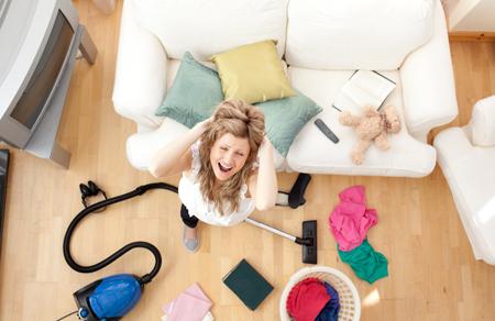 После уборки: как поддерживать порядок в детской комнате?