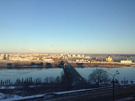 Москва-Нижний Новгород: 6 идей для короткой поездки
