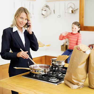 Домашняя работа: как организовать себе помощь по хозяйству