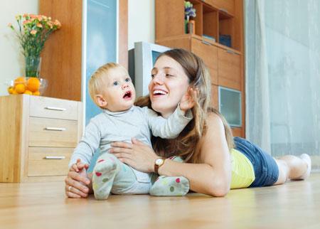 В доме прибавление. Как уберечь детей от инфекций?