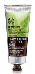 The body shop Hemp Hand Protector<