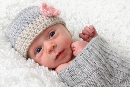 Гипертонус у новорожденного