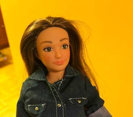 Барби и анти-Барби: новая кукла с реальной фигурой