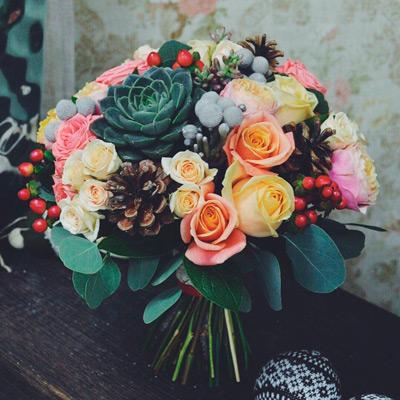 Доставка цветов в Уфе Купить цветы Заказать букет с 22