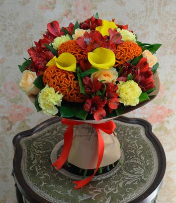 День матери: как выбрать цветы в подарок маме