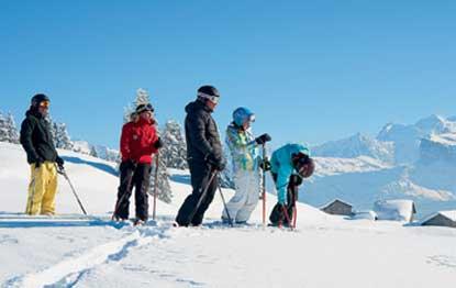 Куда на Новый год? Ярмарка во Франкфурте и горные лыжи в Ле Же