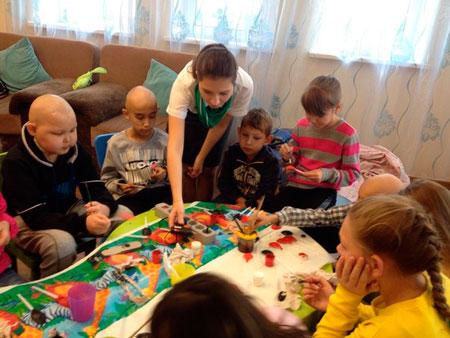 Дом Роналда Макдоналда: где отдыхают больные дети