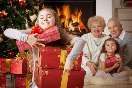 Рождество, Новый год, каникулы: 2 миссии бабушек и дедушек