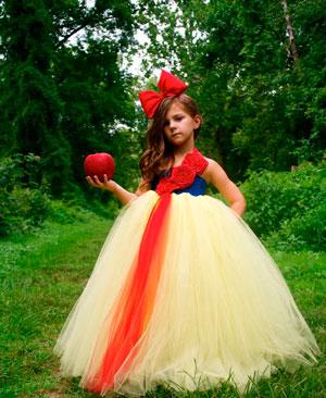 Карнавальный костюм для девочек своими руками 874