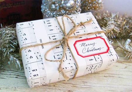 Как упаковать новогодний подарок