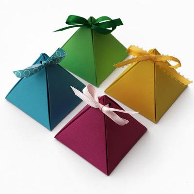 Самодельная упаковка для подарков - подарочный пакет
