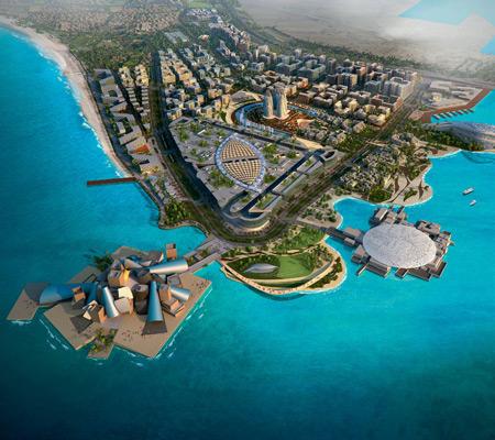 Проект острова Саадия
