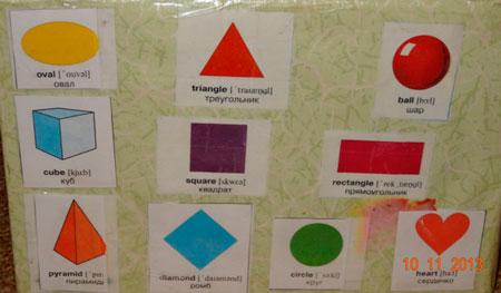 Учим иностранный язык с детьми: пособие своими руками