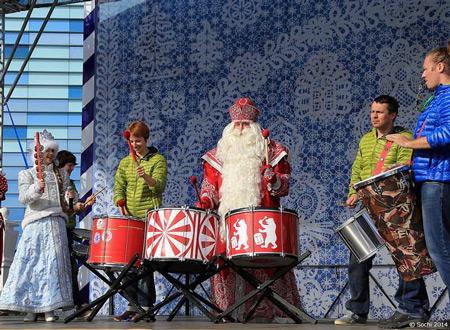 Дед Мороз на дом: что происходит за закрытыми дверями