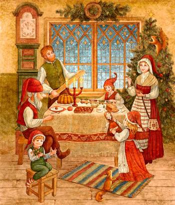 Рождество в Европе: праздничные традиции
