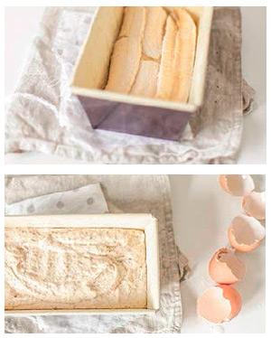 Что испечь в праздник: кекс с бананом и миндальное печенье