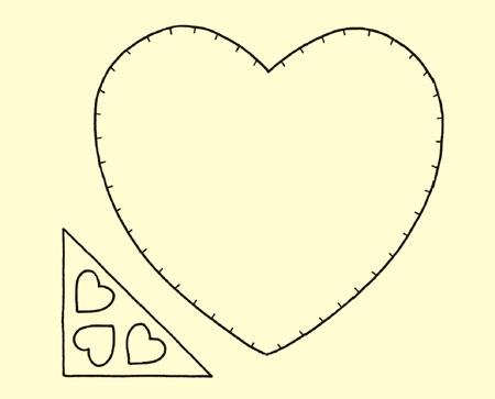 Валентинка: открытка своими руками. Мастер-класс с фото. День Святого Валентина
