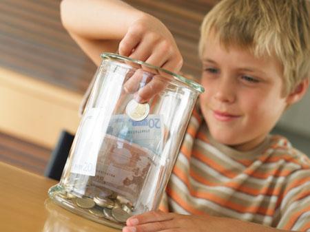 Детям – о деньгах