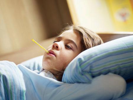 Ребенок заболел. Противовирусные препараты при гриппе