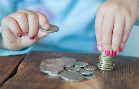 Детям - о деньгах. Депозитный счет
