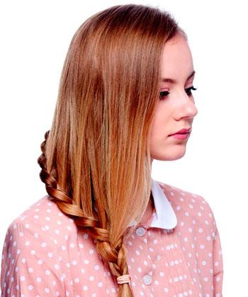 Секс и длиные женские волосы