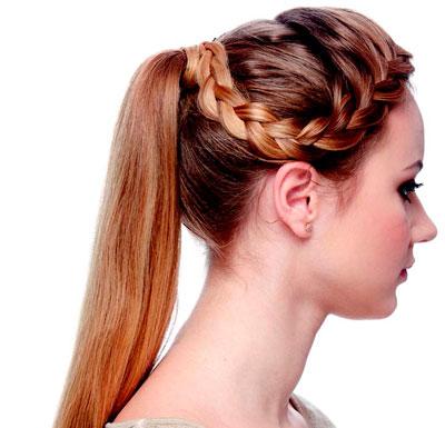 Длинные волосы у девушек в домашних условиях