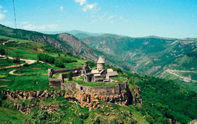 Отдых без виз. На выходные – в Армению или Азербайджан
