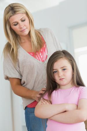 Ребенок после развода агрессивный