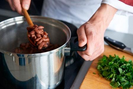 Как готовить лобио из фасоли