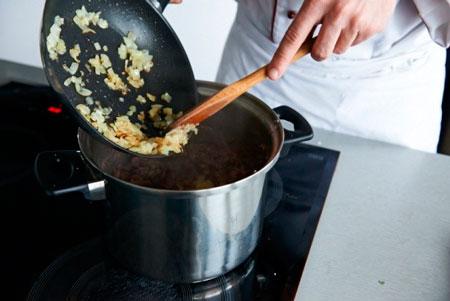 3 постных рецепта: суп-пюре, лобио и паста. Мастер-класс с фото