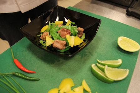 Рецепты салат с тунцом к праздничному столу