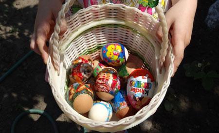 Пасха с детьми: как мы готовимся к празднику