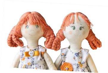 Тряпичная кукла своими руками: выкройка и советы для начинающих