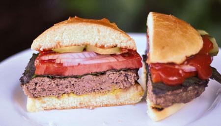 рецепт фарш для гамбургера