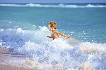 Отдых в Крыму. Море, частный сектор: чем занять детей?