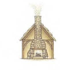 Каменный дымоход