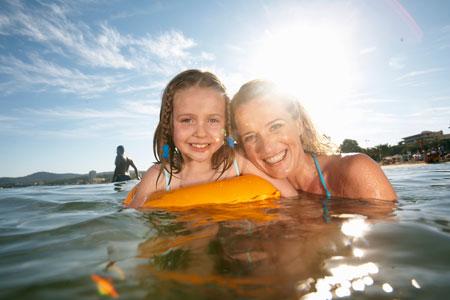 Водные виды спорта для аутистов
