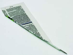 Газетные трубочки для плетения – своими руками: мастер-класс