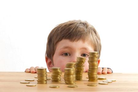 Дети и деньги. Как найти работу подростку и что ответить на детское ''Купи!''