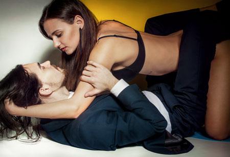 Сексуальный партнер