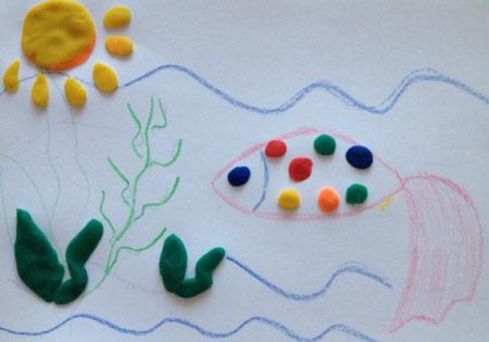 Игры с пластилином: как мы создавали свой пластилиновый мир