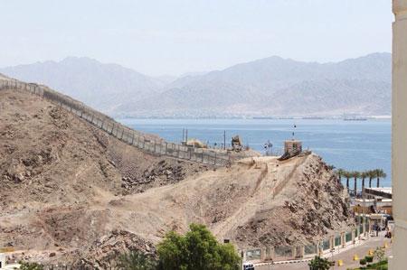 Три страны из окна отеля: отдых в Египте и поездка в Израиль