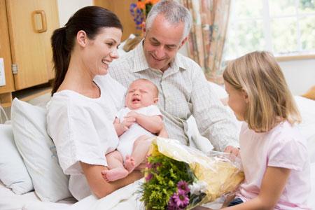 Выписка из роддома: как устроить праздник. Фото, цветы, одежда для мамы