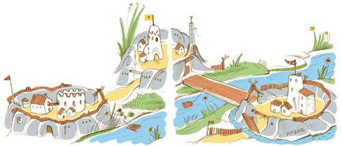 Лето, дети, дом в деревне. На что годятся глина и босые ноги