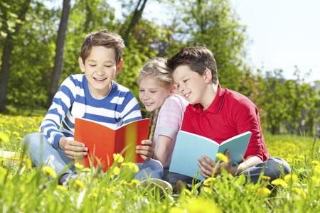 Списки литературы на лето. 6 класс