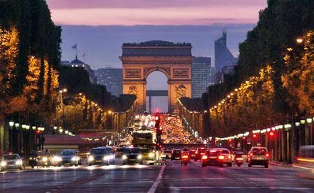 Американцы в Париже
