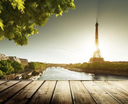 Нетуристический Париж